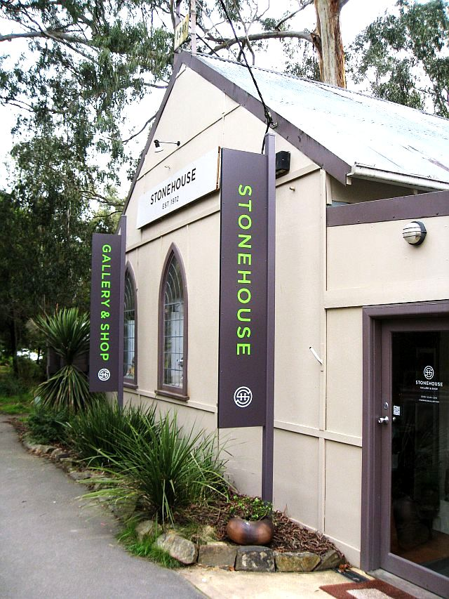 Stonehouse Gallery | Warrandyte